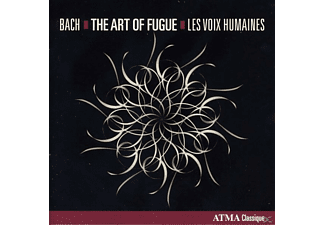 Margaret Litt Consort De Violes Des Voix Humaines - The Art Of Fugue - (CD)