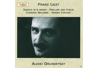 Alexei Orlowetsky - Piano Works Vol.2 - (CD)
