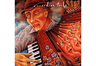 Accordion Tribe - Sea Of Reeds - (CD)