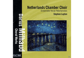 Netherlands Chamber Choir - A Capella Chorwerke - (CD)
