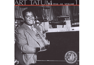 Art Tatum - Live Volume One 1934-1944 - (CD)