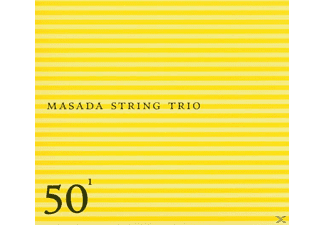 Masada String Trio - 50th Birthday Celebration Vol.1 - (CD)