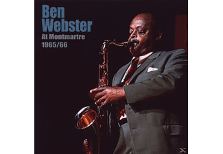 Ben Webster - Ben Webster At Montmartre 1965-1966 - (CD)