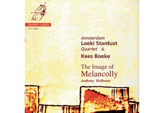 Loeki Stardust, K. Boeke, K. Loeki Stardust/boeke - The Image Of Melancolly - (CD)