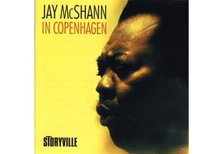 Jay McShann - In Copenhagen - (CD)