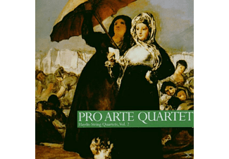 The Pro Arte Quartet - String Quartets Vol.2 - (CD)