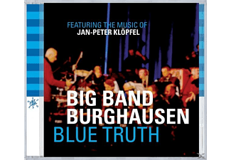 Big Band Burghausen - Blue Truth - (CD)