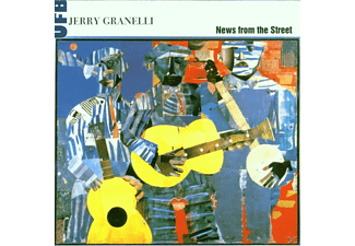 A's Ufb Granelli - News From The Street - (CD)