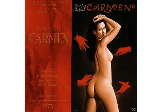 Domingo, Van Dam, Verrett, Te Ka, Verrett/Domingo/Van Dam/Te Kanawa - Carmen (London 1973) - (CD)
