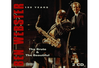 Ben Webster - The Brute & The Beautiful - (CD)