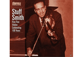 Stuff Smith - Five Fine Violins Celebrating 100 Y - (CD)