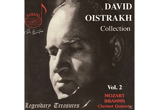 David Oistrach - Oistrach Collection Vol.2 - (CD)