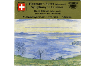 Adriano Moscow Symphony Orchestra, Classical - Suter Sinf.1 - (CD)