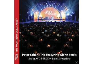 Ferris,Glenn/Scharli,Peter/Pfammatter,Hans-Pete - Live At Avo Session Basel-Switzerla - (CD)