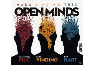 Mads Vinding Trio - Open Minds - (CD)