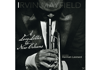 Irvin Mayfield - A Love Letter To New Orleans - (CD)