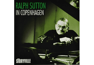 Ralph Sutton - In Copenhagen - (CD)