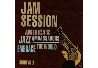 The Jazz Ambassadors - Jam Session - (CD)
