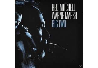 Mitchell,Red & Marsh,Warne - Big Two - (CD)
