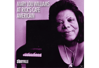 Mary Lou Williams - At Rick's Cafe Americain - (CD)