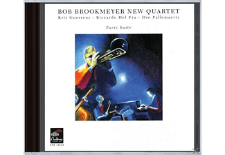 Bob - New Quartet Brookmeyer - Paris Suite - (CD)