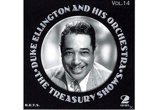 Duke Ellington - The Treasury Shows 14 - (CD)