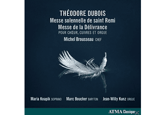 VARIOUS, Knapik/Boucher/Choeur Philharmonique - Dubois Messe Solennelle - (CD)