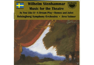Helsingborg Symphony Orchestra - Music For The Theatre - (CD)