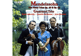 Guarneri Trio - The Piano Trios op.49 & op.66 - (CD)