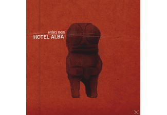 Enders Room - Hotel Alba - (CD)