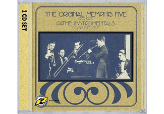 Original Memphis Five - 1922-1926 Pathe Instrumentals Cpte - (CD)