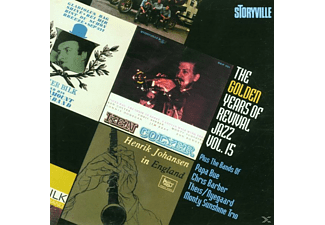 VARIOUS - Golden Years Of Revival Jazz Vol.15 - (CD)