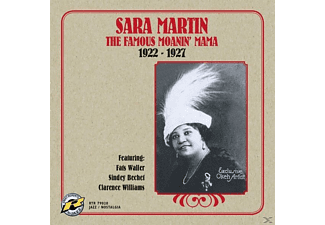 Sara Martin - The Famous Moanin' Mama - (CD)