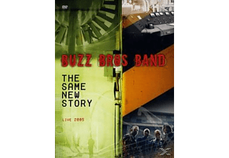 Buzz Bros B - The Same New Story (Dvd Live) [CD]
