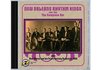 New Orleans Rhythm Kings - The Complete Set - (CD)