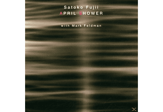 Satoko & Mark Feldman Fujii - April Shower - (CD)