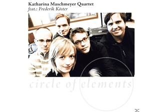 Maschmeyer,Katharina Quartet Feat.Köster,Frederik - Circle Of Elements - (CD)
