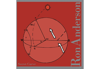 Ron Pak Anderson - Secret Curve - (CD)