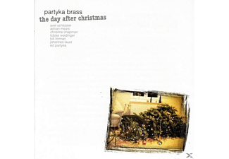 Partyka Brass - The Day After Christmas [CD]