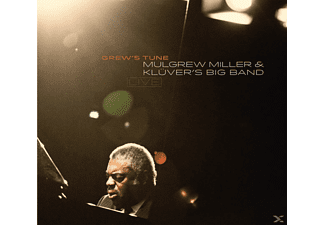 Mulgrew/kluever's  Big Band Miller - Grew's Tune-Live - (CD)