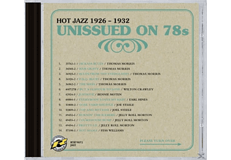 VARIOUS - Unissued on 78s - (CD)
