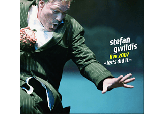 Stefan Gwildis - Live 2007-Let's Did It [CD]