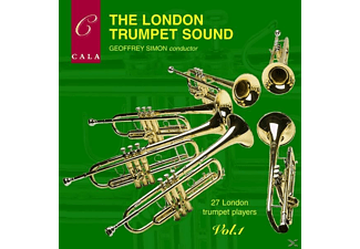 SIMON/LOVATT/BARKER/FARLEY/+ - London Trumpet Sound Vol.1 [CD]