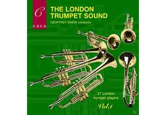 SIMON/LOVATT/BARKER/FARLEY/+ - London Trumpet Sound Vol.1 - (CD)