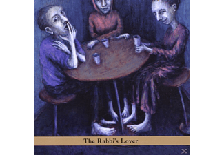 Jenny Scheinman - The Rabbi's Lover - (CD)