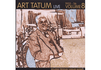 Art Tatum - Live Volume Eight 1955-1956 - (CD)