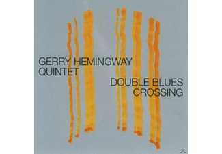 Gerry Quintet Hemingway - Double Blues Crossing - (CD)