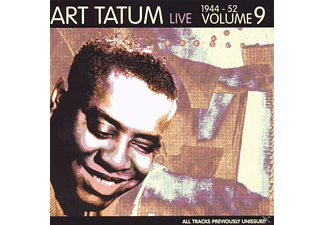 Art Tatum - Live Volume Eight Nine 1944-1952 - (CD)