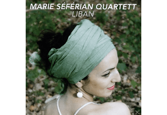 Marie Quartet Seferian - Liban - (CD)