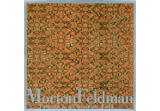 Morton Feldman - Patterns In A Chromatic Field - (CD)